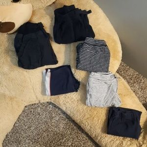 6 pairs of pull up pants 18-24m